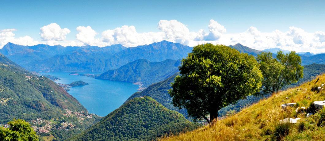 Escursioni Sul Lago Di Como Rifugi Di Lombardia