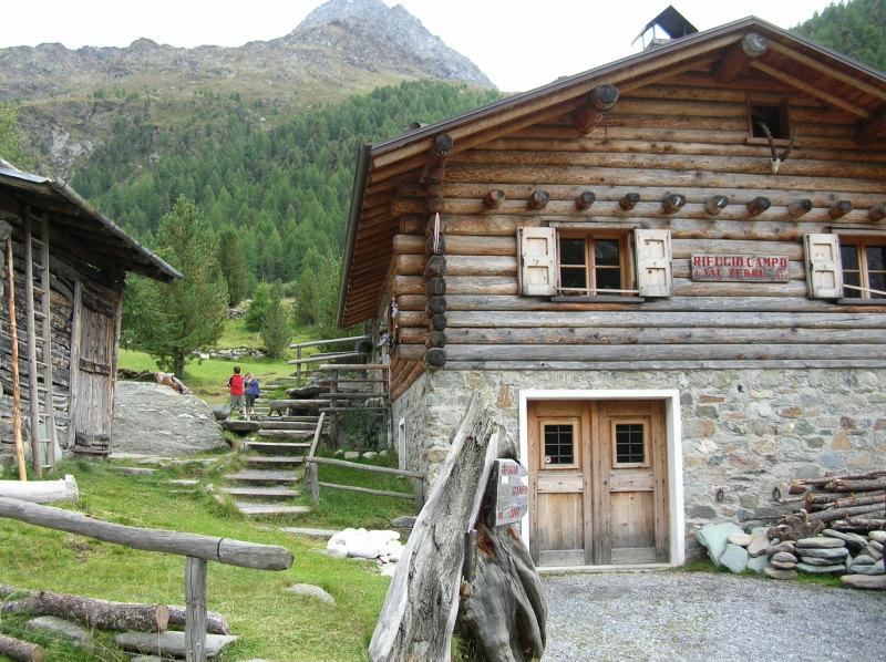 Campo Rifugi Di Lombardia